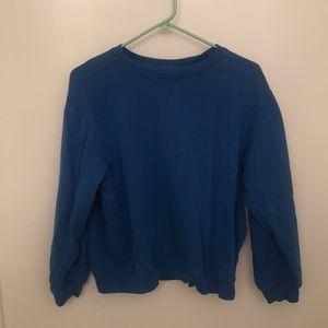Karen Scott sport sweatshirt
